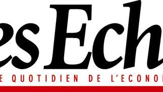 Les Echos : Hugo Rubini parmi les vingt Français les plus influents du ciné business
