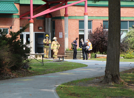 Gas leak forces evacuation of Chelsea Elementary and homes