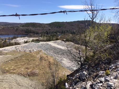 Farm Point quarry project resurfaces