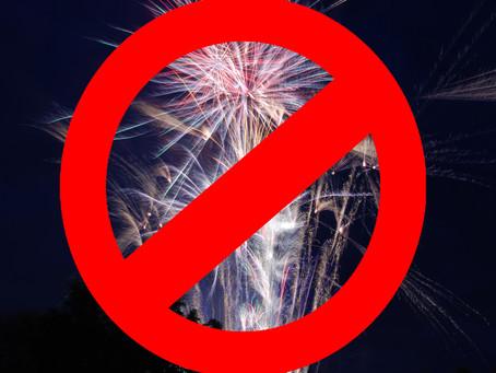 Amateur fireworks display sparks debate in Wakefield