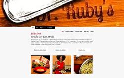 Ruby Reds Website