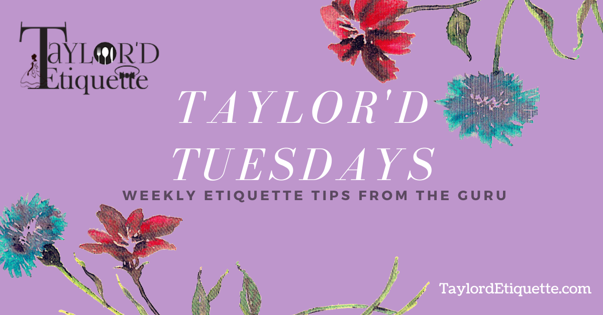 Taylor'd Tuesdays, FB AD