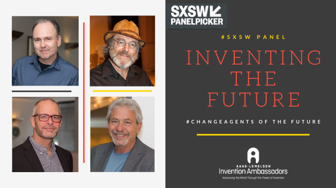 Invention AMB panel-SXSW
