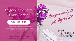 Taylored Etiquette Class Graphic
