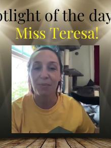 Miss Teresa