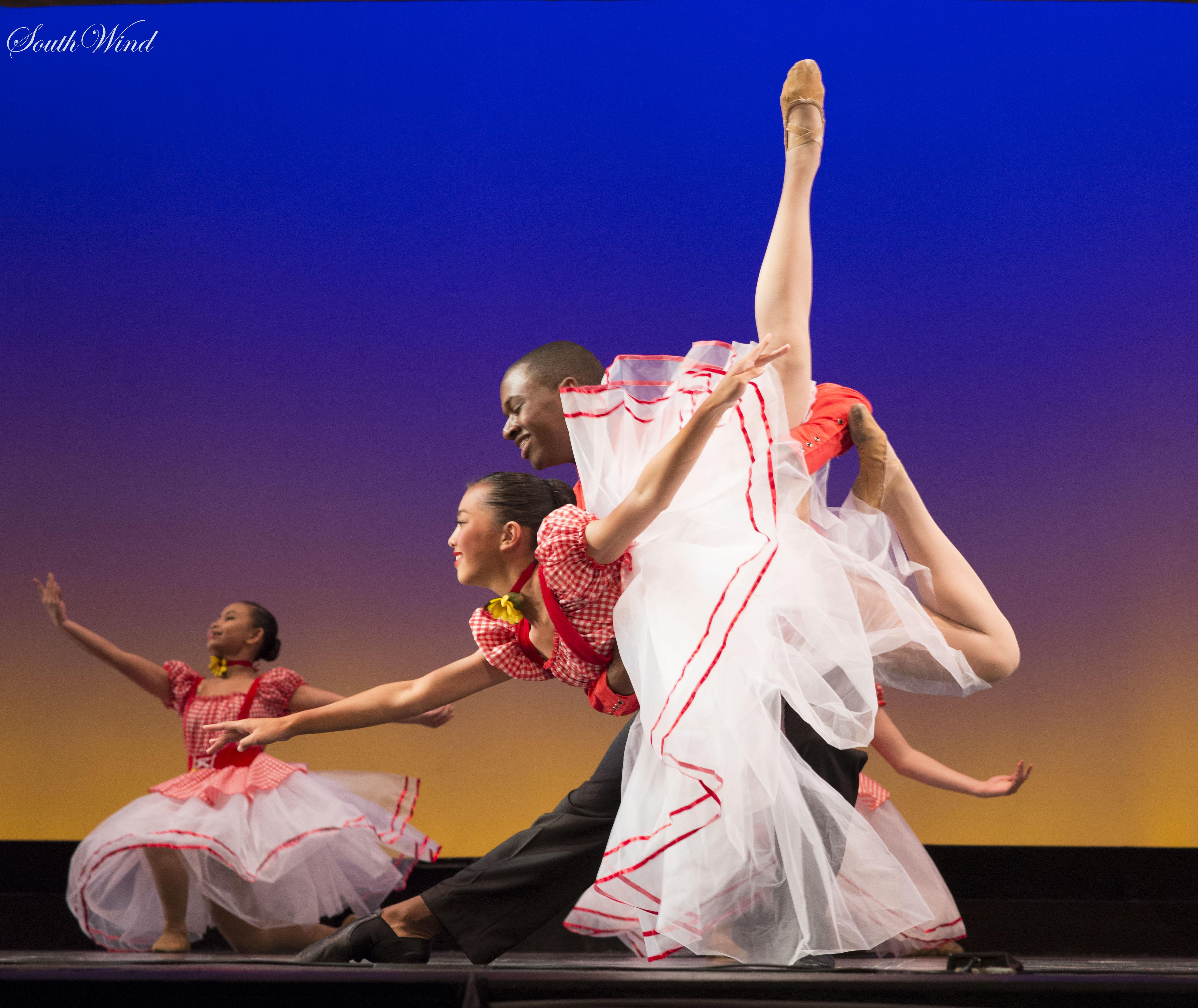 An all American Ballet