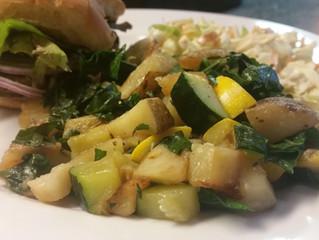 Zucchini Hash