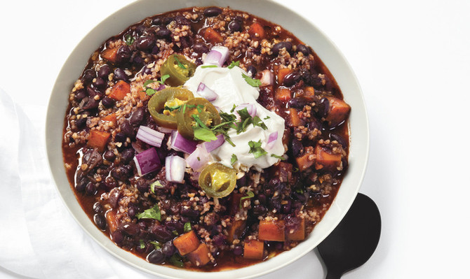 Chilly Outside - Chili Inside!