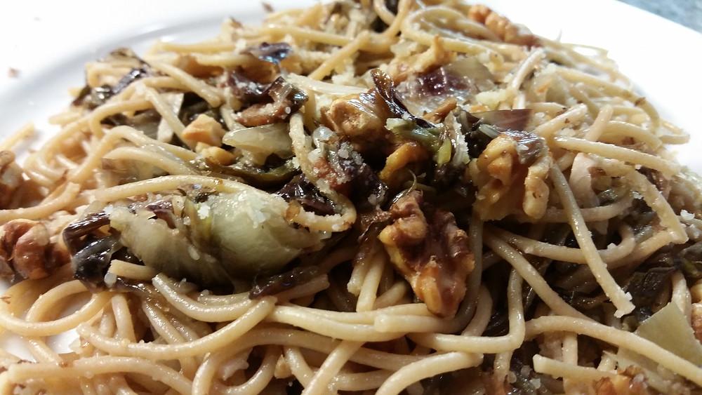Radicchio Pasta