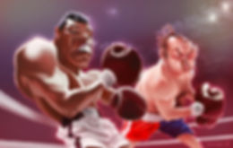 Chuck Wepner vs Muhammad Ali, Wepner vs ali