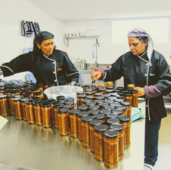 Labelling Swaadish curry sauce