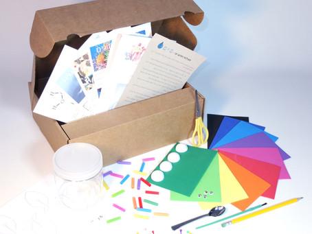 האם הילדים שלך צובעים או מציירים? ומה זה בכלל משנה???