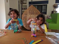 שעות של הנאה וצחוק - מדדנו בשעון החו