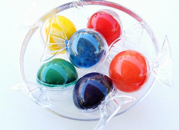 צבעי מים - יצירת צבעי מים  - 4 פעילויות בקופסא