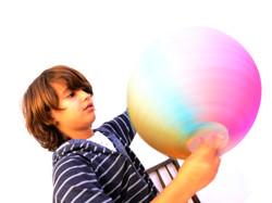 ליאו - כדור פורח