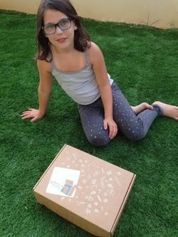 ים המהממת עם הקופסא