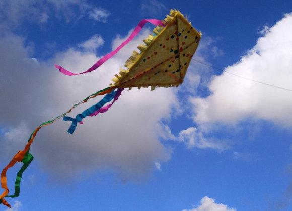 עפיפון עף בשמים
