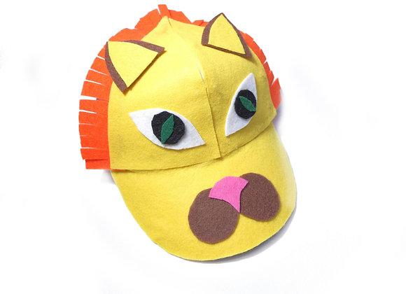 קופסת כובע - אריה