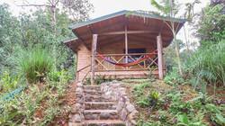 cabaña Lapa forest lodge costa rica