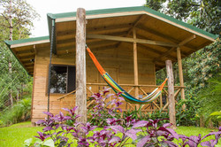 forest lodge cabins in costa rica