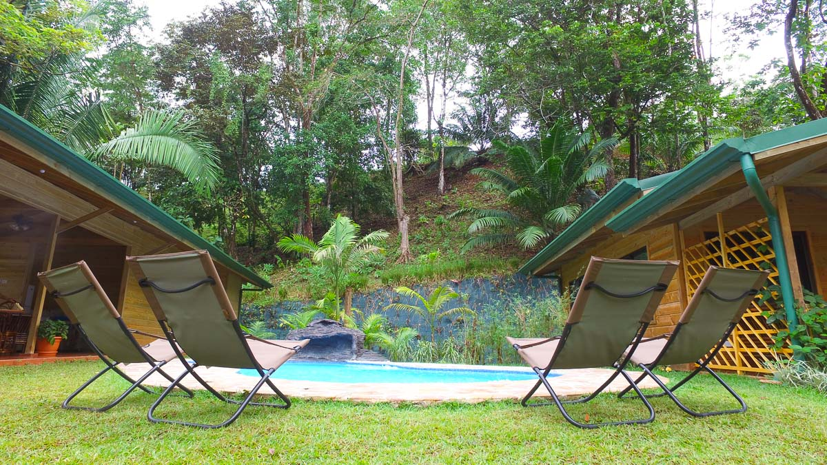pool forest lodge costa rica