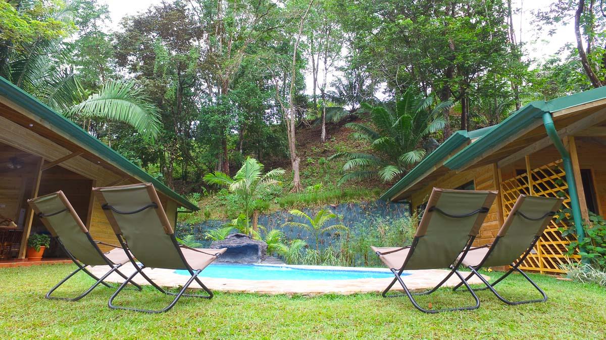 piscine forest lodge costa rica