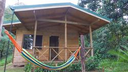 cabaña tortuga forest lodge uvita