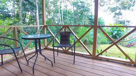 patio forest lodge costa rica