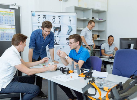 hemotune wins Zühlke industrialization workshop