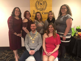 Hanes officially named 2019 PA Jaycees President