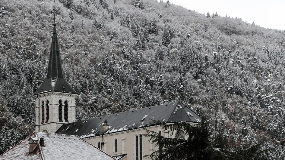 Eglise de Sévrier