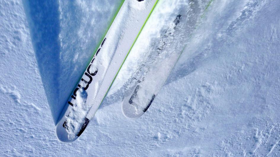 Ski à Tignes