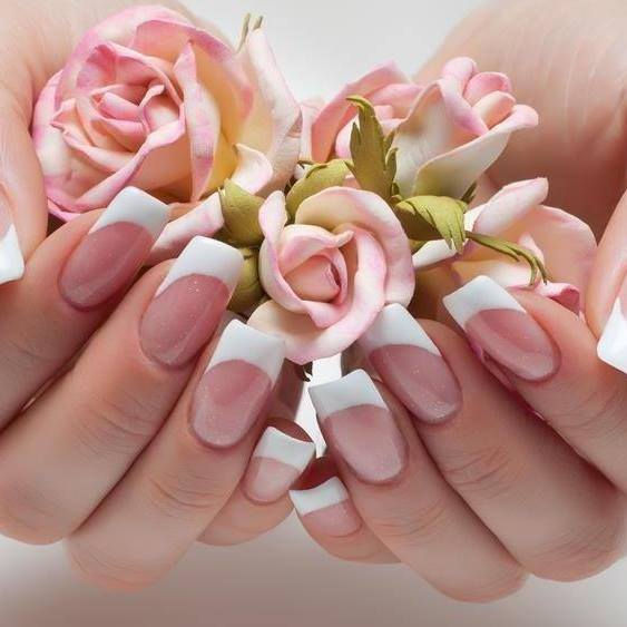 Organic Deluxe Manicure