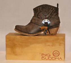Big Buddha, Footwear