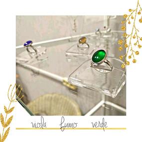 кольца viola fumo verde