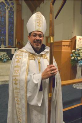 Abbot Luis Gonzales, OSB