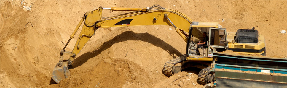 Caterpillar® Excavators