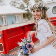 Bohemian Country Bride
