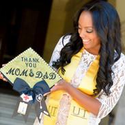 Graduation Portrait Makeup