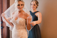 Fall Elegant Bride