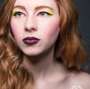 Editorial Shoot Makeup