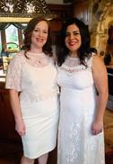 LGBTQ Wedding Beautiful Brides