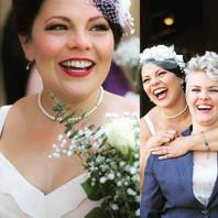 Wedding Makeup Hers & Hers