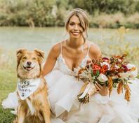Texas Fall Bride