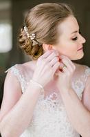 Soft Glam Bride