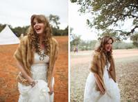 Bohemian Vintage Bride