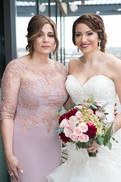 Winter Bride & Mother of the Bride