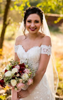 New Year's Eve Holiday Bride