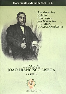 Obras de João Francisco Lisboa