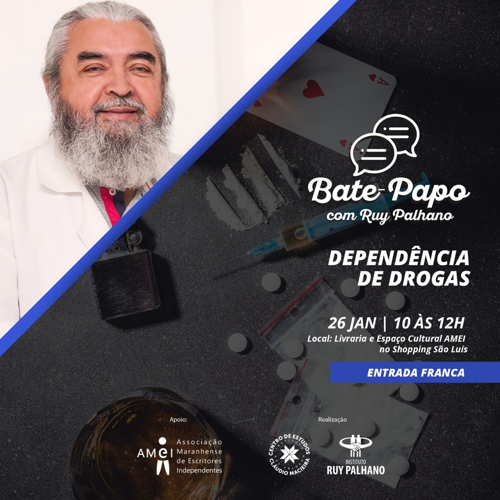 bate-papo com Ruy Palhano
